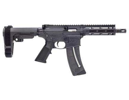 Smith & Wesson M&P 15-22 .22lr AR-15 Pistol Optics Ready, Black