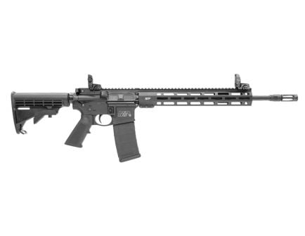 S&W M&P 15 Tactical 5.56x45 M-LOK AR-15 Rifle, Black