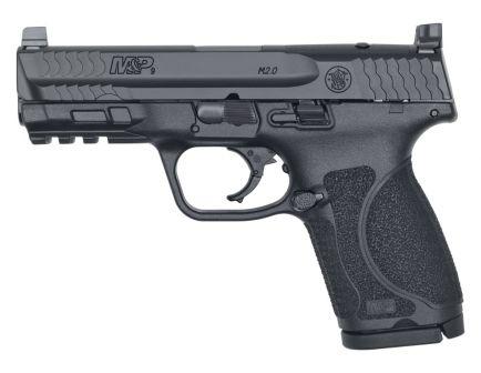 S&W M&P 2.0 Compact Optics Ready 9mm Pistol, Black