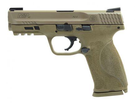 S&W M&P 2.0 .40 S&W Pistol With Truglo TFX Sights, FDE