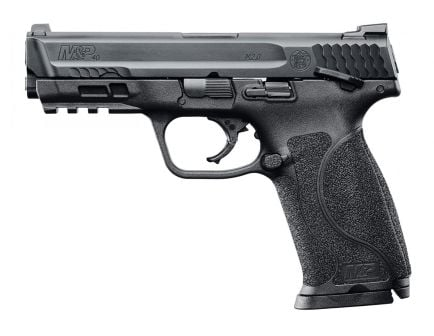 S&W M&P M2.0 .40 S&W Pistol With Thumb Safety, Black