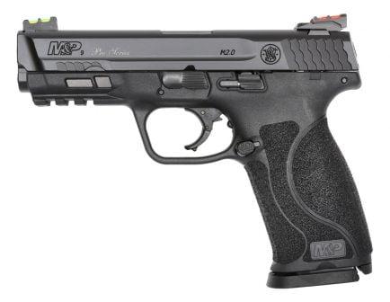 S&W M&P9 M2.0 Performance Center Pro Series 9mm Pistol, Black