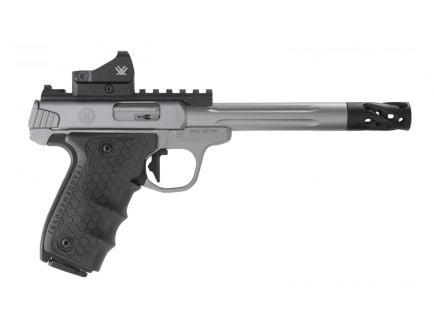 S&W Performance Center SW22 Victory Target Model .22 LR Pistol, Stainless