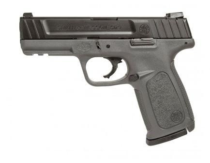 "S&W SD9 4"" 9mm Pistol, Gray"