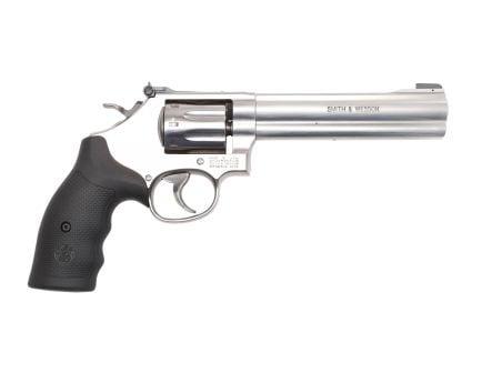 S&W M648 K-Frame .22 WMR Revolver, Stainless - 12460