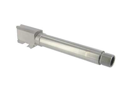 """StormLake S&W M&P Compact 9mm 4.25"""" Extended Threaded Stainless Barrel SW-MPC-9mm-428-01T-T"""