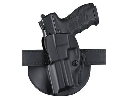 Safariland 5198 Open Top LH OWB Holster for Glock 17, Plain Black