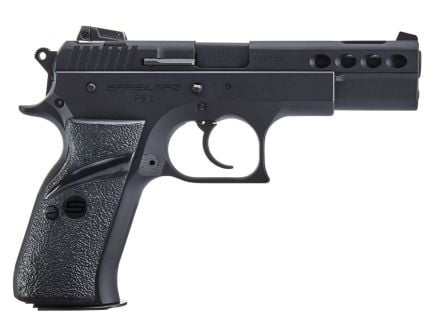 "SAR USA P8L 4.6"" Hammer Fired 9mm Pistol 