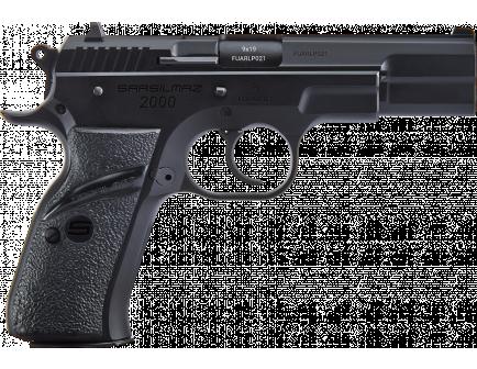 SAR USA 2000 9mm Pistol, Blk - 2000BL