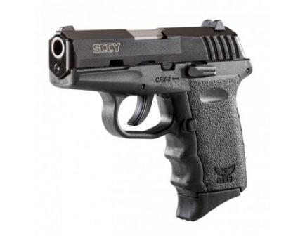 SCCY CPX-2 9mm Pistol, No Safety, (1 Magazine) - CPX-2CB-S