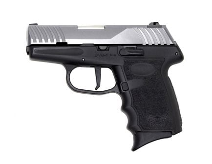 """SCCY DVG-1 3.1"""" 9mm Pistol 