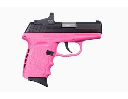 SCCY CPX-2 9mm pistol in Pink for sale CPX-2CBPKRD
