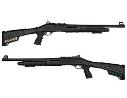 Order your SDS Radical pump action 12 gauge shotgun in black - 713135218829