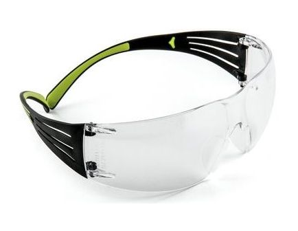Peltor Sport Securefit Safety Eye Protection - Clear - SF400-PC