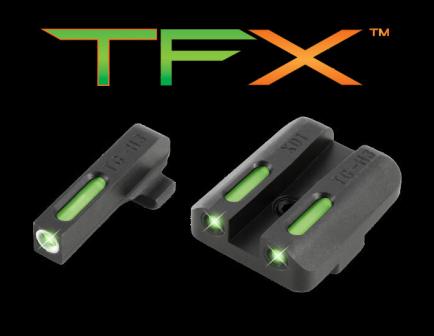 TruGlo TFX- SF XD Set Night Sights - TG13XD1A
