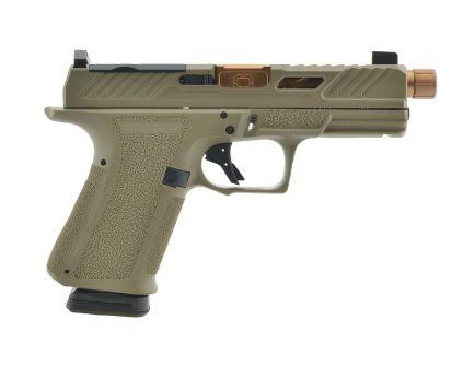 """Shadow Systems MR920 Elite 15rd 4"""" 9mm Pistol w/ Threaded Barrel"""