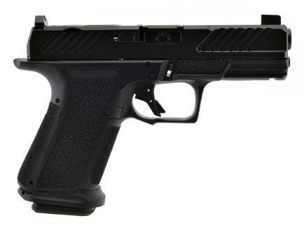 Shadow Systems MR920 Combat 9mm Pistol, Black