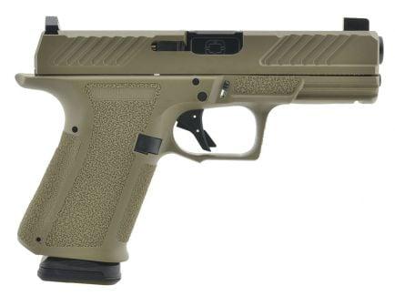 Shadow Systems MR920 Combat 9mm Pistol, FDE