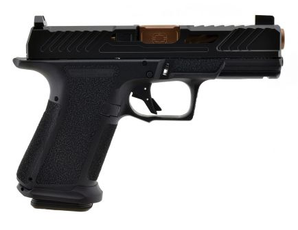 "Shadow Systems MR920 Elite 9mm Pistol 15rd 4"" Brz Barrel"
