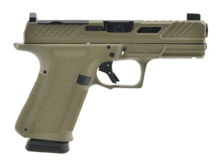 Shadow Systems MR920 Elite Optics Ready 9mm Pistol | FDE
