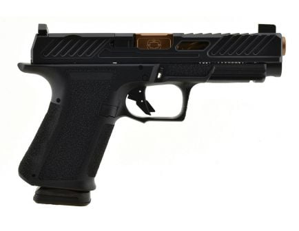 Shadow Systems MR920L Elite OSP 9mm Pistol, Bronze Barrel