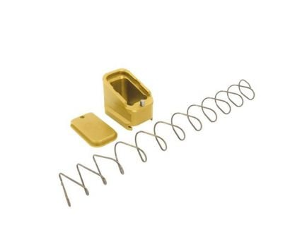 Shield Arms Glock 17/22 4/5 Round Magazine Extension, Gold