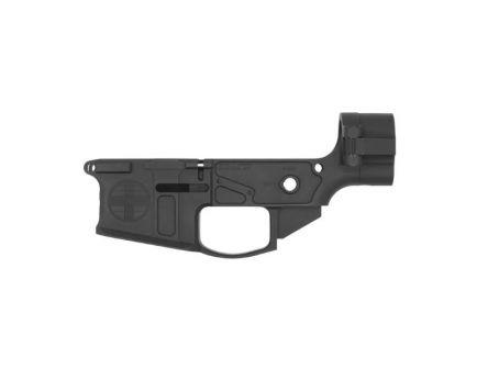 Shield Arms SA-15 Side Folding Stripped AR-15 Lower Receiver, Black