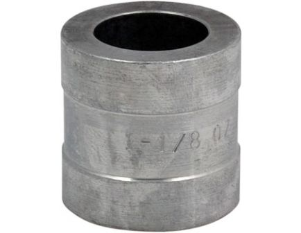 RCBS - Lead Shot Bushing 1-3/8 oz #6 Shot for The Grand, Mini Grand Shotshell Press - 89174