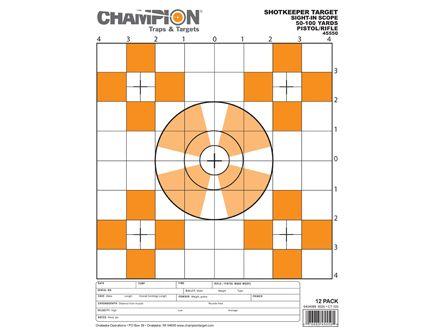 Champion SHOTKEEPER SIGHTIN SCOPE SMALL 45550