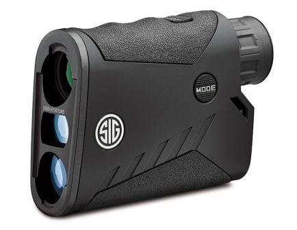Sig Sauer Kilo1000 Digital Ballistic Laser Rangefinder, Black - SOK10001