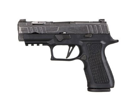 Sig P320 XCompact Spectre OR 9mm Pistol, Distressed