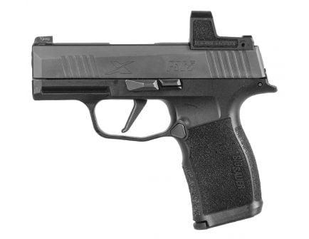 Sig P365X 9mm Pistol With RomeoZero Reflex Sight, Black
