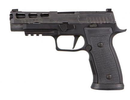 SIG Sauer P320 AXG Pro Optics Ready 9mm Pistol, Black