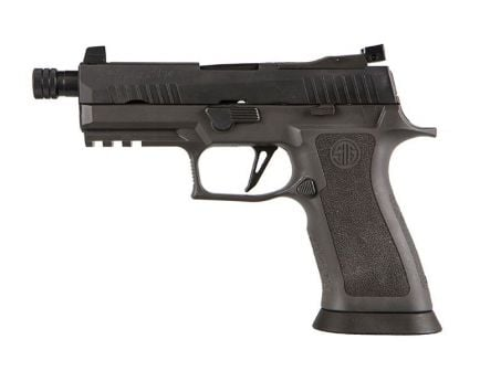 Sig Sauer P320 X Carry Legion 9mm Pistol, Black