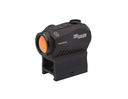 Sig Sauer Romeo 5 XDR 1x20mm 65 MOA Compact Red Dot Sight - SOR52102