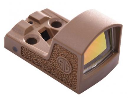 SIG Sauer Romeo Zero 3MOA Reflex Sight in Coyote for sale