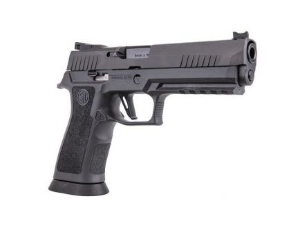 SIG Sauer P320 XFIVE Legion 9mm Pistol, Legion Gray (2 EXTRA MAGS FROM SIG FOR FREE)