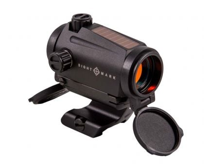 Sightmark Element Mini 3 MOA Solar Red Dot Sight
