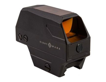 Sightmark Volta Solar 1x28mm 2 MOA Red Dot Sight | Black