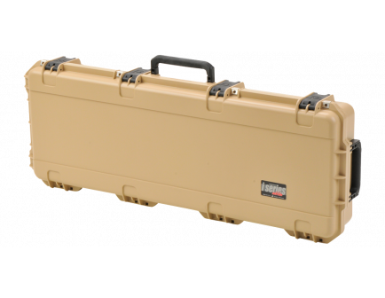 "SKB iSeries Waterproof Utility Case, 42.5"" Interior, Desert Tan - 3I-4214-5T-L"