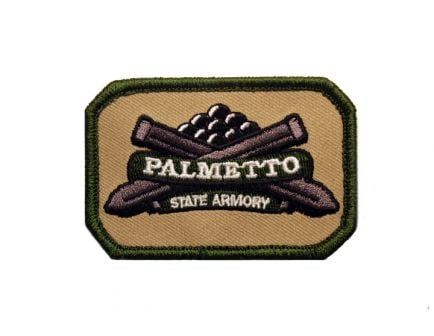 Palmetto State Armory Logo Patch