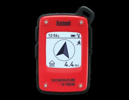 Bushnell BackTrack D-Tour Red