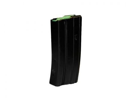D&H 5.56mm 20rd Aluminum Magazine, (Black Teflon) - 20-AL-BT-MP-RT