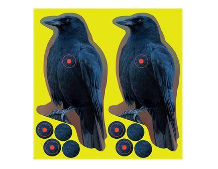 "Birchwood Casey Shoot-N-C Crow 12 pc 8"" Target 34787"