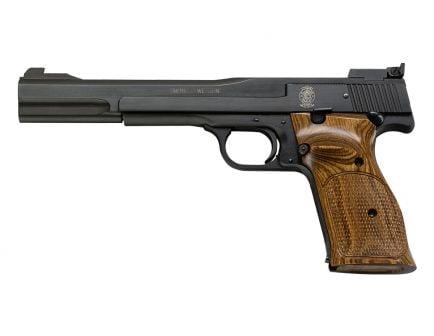 """Smith & Wesson Model 41 7"""" .22 LR Pistol, Blued"""
