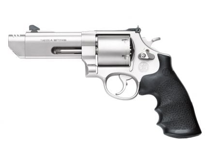Smith & Wesson Model 629 Performance Center V Comp .44 Magnum Revolver, Stainless