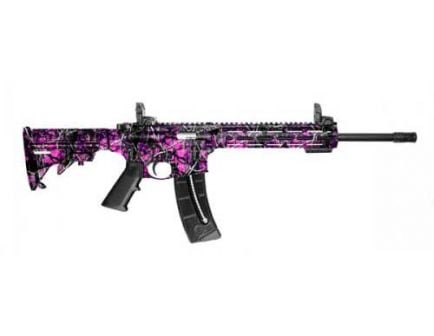Smith & Wesson M&P 15-22 Sport .22lr Rifle, Muddy Girl Camo - 10212 for sale