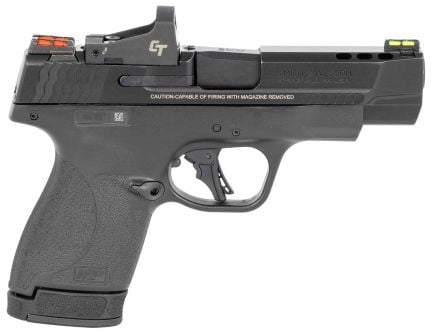 Smith & Wesson M&P9 Shield Plus 9mm Ported Barrel w/ CT Red Dot 8541 for sale