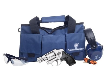 Smith & Wesson 642 .38 Special Revolver With Range Kit - 13307