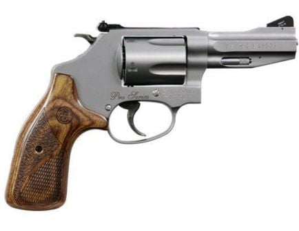 """Smith & Wesson Model 60 Pro Series .38 Special Revolver 3"""", SS 178064"""